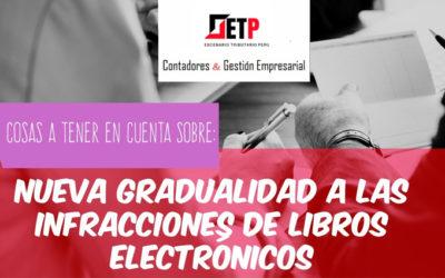 Comprobantes Electrónicos | Escenario Tributario